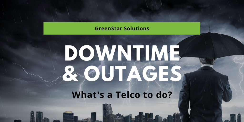 how often does downtime and outages occur?