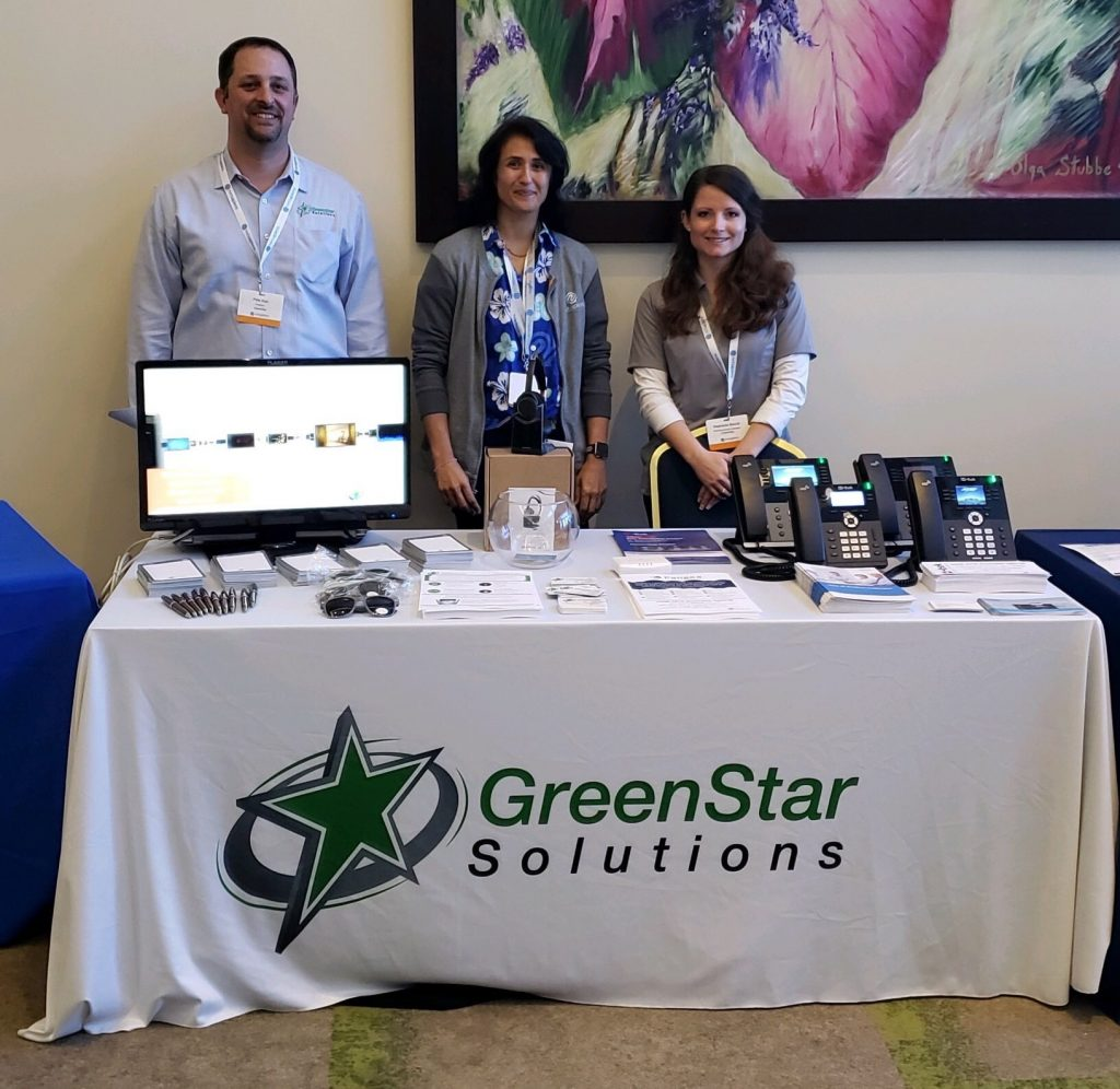 GreenStar Solutions at netsapiens UGM