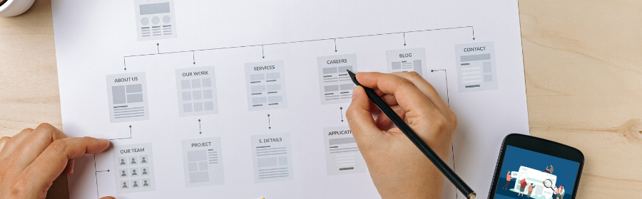 rank content fast by utilizing a sitemap