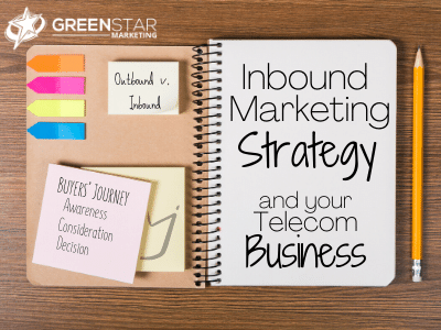 Inbound Marketing Strategy Blog Header GreenStar Marketing
