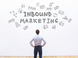graphic of the benefits of inbound marketing