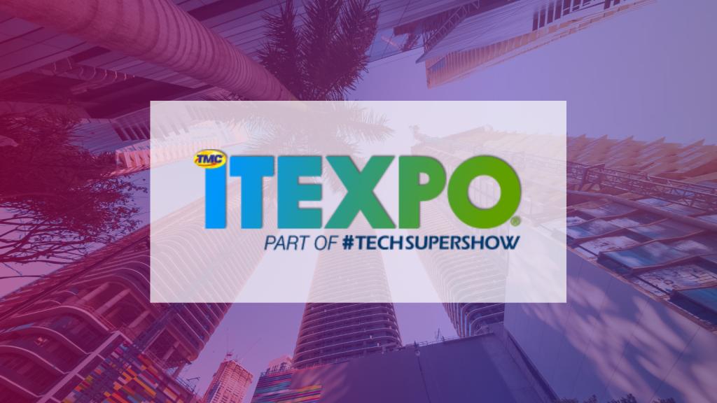 ITEXPO 2021 logo