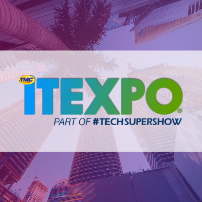 ITEXPO 2021: Our Return To Trade Shows