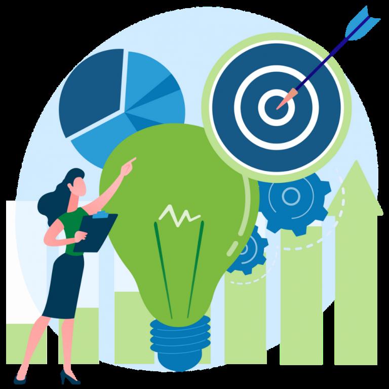 greenstar marketing targeted marketing graphic